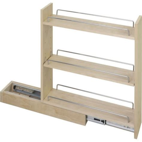 pull out spice rack base cabinet kitchen cabinet base cabinet pullout 5 quot x 21 quot x 24 quot hard