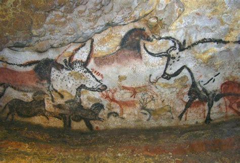 grotte de lascaux salle des taureaux 171 lascaux 4 187 repeint tous les murs lib 233 ration