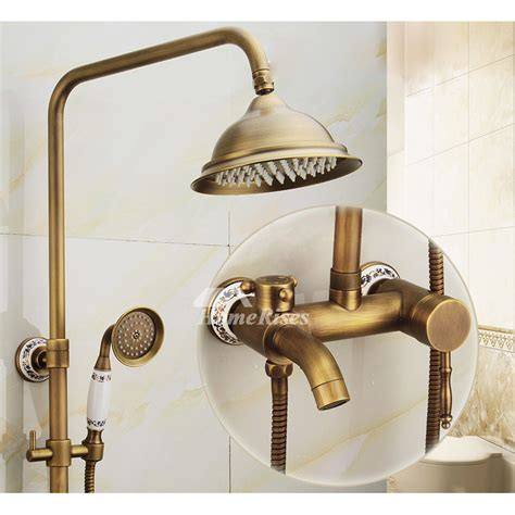 Antique Bathroom Faucets Fixtures by Antique Brass Bathroom Faucet Brushed Gold Single Handle