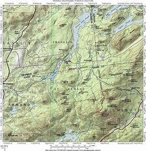 NY Route 3 The Olympic Trail Whiteface Mt Franklin And