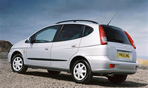 Chevrolet Tacuma Estate Review (2005  2008) Parkers