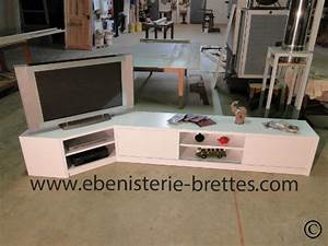meuble tv dangle sellingstgcom With superb meuble en manguier massif 10 meuble dangle design bois
