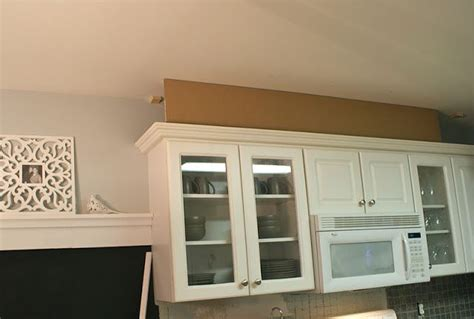 how to add height to kitchen cabinets hello newman s adding height to kitchen cabinets кухня 9281