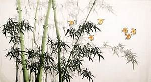 Famous & Potential Bamboo Chinese Painting Artists, Painters
