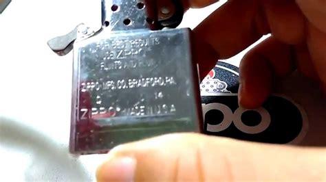 insert zippo original aganzippo
