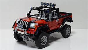 Lego Technic Pick Up : lego technic awd pickup truck youtube ~ Jslefanu.com Haus und Dekorationen