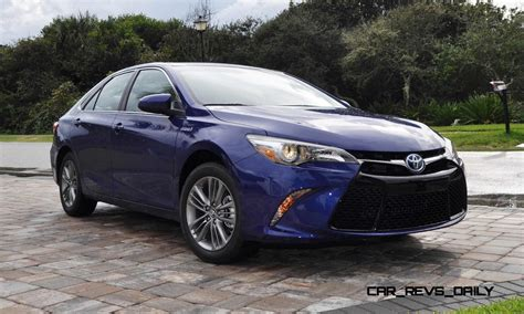 Toyota Camry 2015 Review by 2015 Toyota Camry Se Hybrid Review