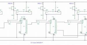 Electronic Digital Combination Lock Wiring Diagram