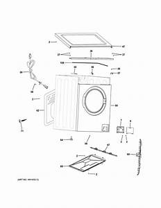 Haier Model Hlc1700axw Laundry Centers  Combos Genuine Parts