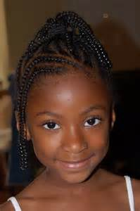 Little Girl Hairstyles African American