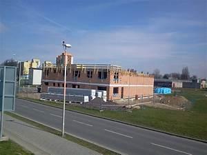 Výstavba hangáru