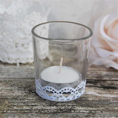 decoration photophore en verre bougeoir pour d 233 coration de table de mariage