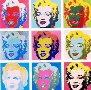 marilyn monroe by andy warhol | Marilyn Art | Pinterest ...