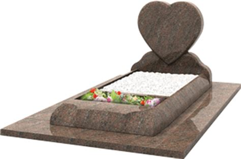 chambre en l monument éraire stèle en cœur jardinière granit