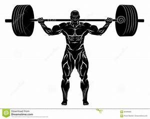 Weightlifter Cartoons  Illustrations  U0026 Vector Stock Images