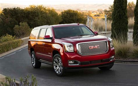 2018 Gmc Yukon Denali Xl Changes And Release Date New