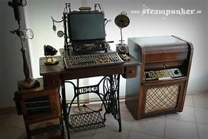Steampunk Computer by steamworker on DeviantArt