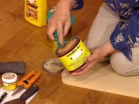 touch  wood floors  tos diy