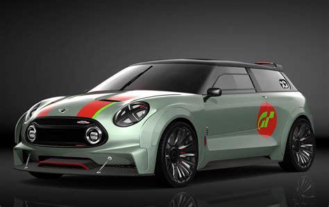 Mini Concept Cars by Mini Clubman Vision Gran Turismo Concept Cars Diseno