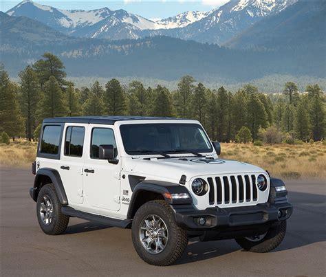jeep presents special models lineup