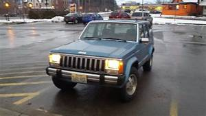 1987 Amc Jeep Cherokee Laredo Xj 4 0 Auto Made  U0026 Assembled