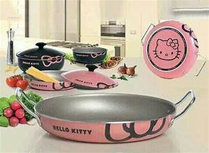 10 adorable hello kitty kitchen ideas house design and decor for Cucina hello kitty