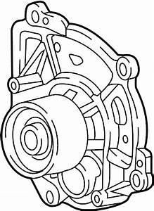 Gmc Savana 3500 Engine Water Pump