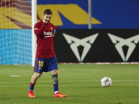 La Liga chief: 'Lionel Messi exit would have been a ...