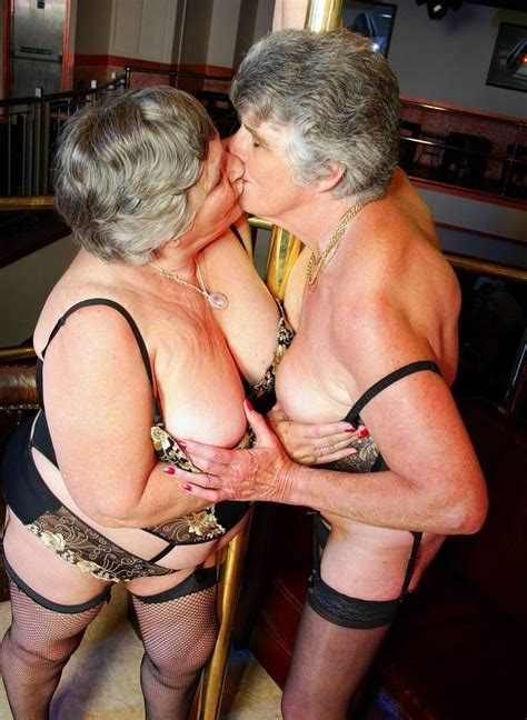 Two Old Busty British Lesbians Having Fun Pichunter