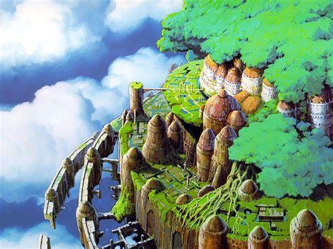 documentaire cuisine japonaise le château dans le ciel analyse