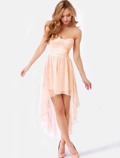cute peach summer dresses