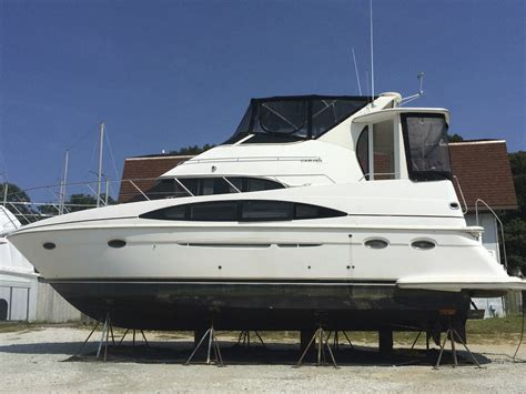 Carver Boats by Carver Boats 396 Aft Cabin 2000 For Sale For 125 000