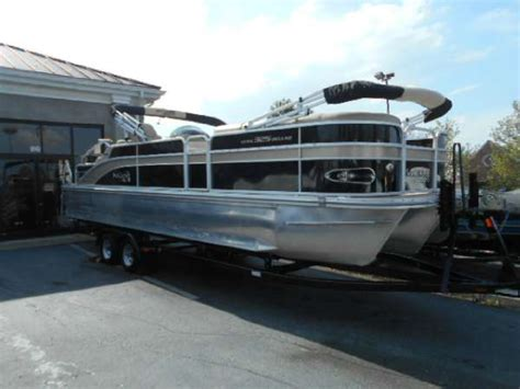 Tritoon Boats For Sale In Kentucky by Used Pontoon Boats For Sale In Kentucky Boats