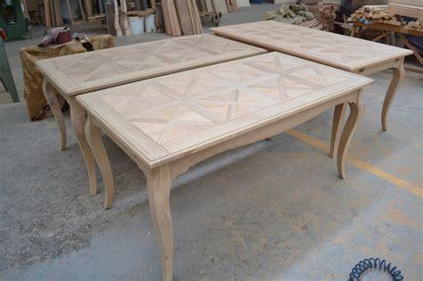 costruzione di un tavolo in legno tavoli su misura