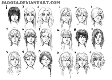 images  drawing tips  references hair