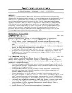 resume for employee relations manager resume writing human services