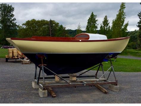 Boat Trailers For Sale On Cape Cod by 1974 Cape Cod Shipbuilding Bull S Eye W New Custom Trailer