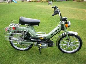 1978 Puch Maxi Moped
