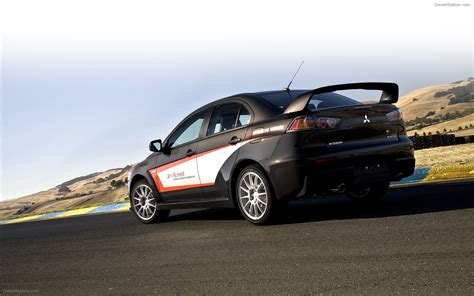 Mitsubishi Lancer Gsr by Mitsubishi Lancer Evolution Gsr 2010 Widescreen Car