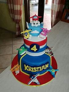 Super Wings Torte : torta super wings giovanna rella cake birthday cake ~ Kayakingforconservation.com Haus und Dekorationen