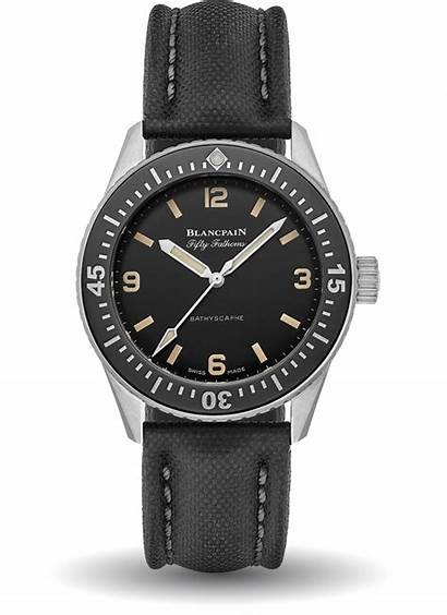 Fifty Fathoms Limited Edition Blancpain Hodinkee 1130