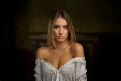 Maxim Maximov Portrait Beauty Selena Hair Werner