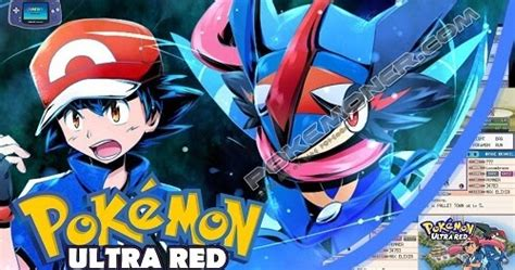 pokemon ultra red  pokemon