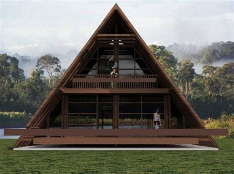 photo of modern a frame houses ideas triangles in architectural designs taking modern houses