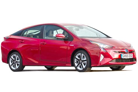 Toyota Prius Hatchback Mpg, Co2 & Insurance Groups