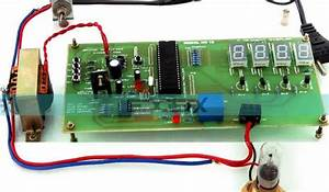Precise Digital Temperature Controller Circuit Working And