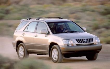 lexus suv 2002 lexus rx 300 review research new used lexus rx 300