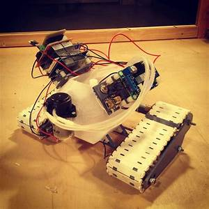 The Swarmscapers  Students Create 3d Printing Robots