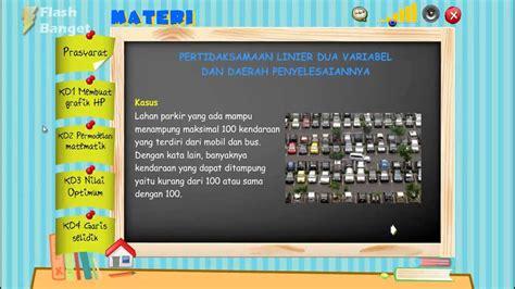 multimedia pembelajaran interaktif matematika smk program