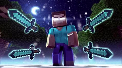 fantastis  wallpaper keren minecraft joen wallpaper